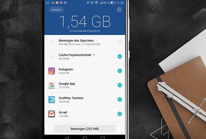 AndroidPIT проблемы Huawei P9 5 DE