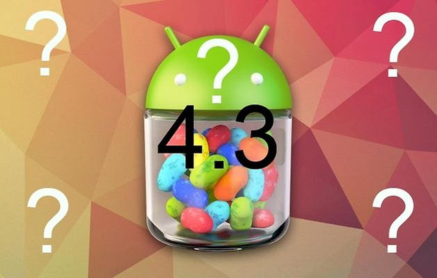 android jelly bean сюрприз