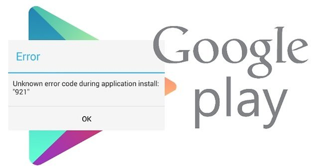 google play error 2
