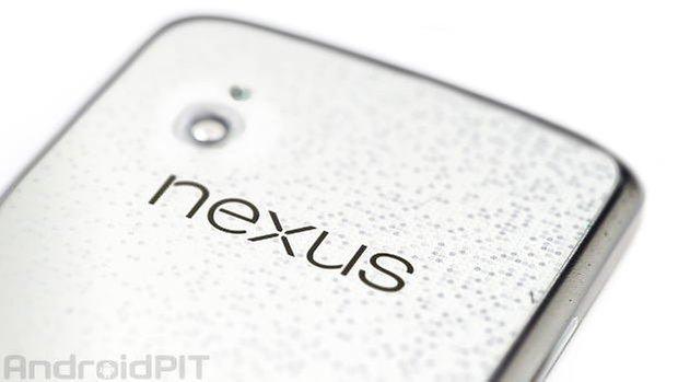Nexus 4 белый