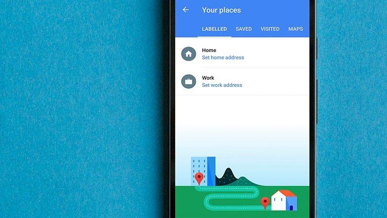 Советы и хитрости Google Maps для AndroidPIT 13