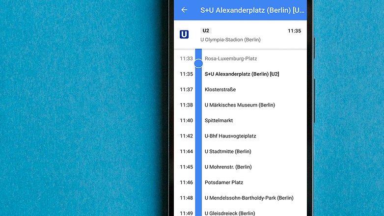 Советы и хитрости Google Maps для AndroidPIT 6