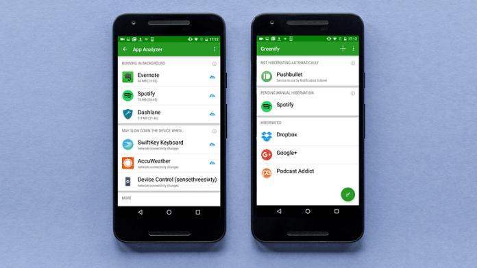 AndroidPIT greenify app