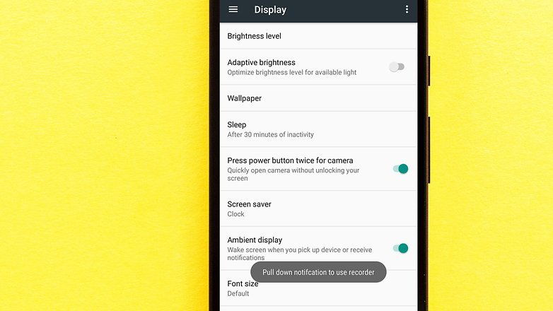 AndroidPIT how to safe battery life 2