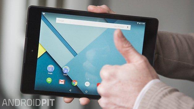 AndroidPIT Android 5 0 Lollipop Nexus 9 Настройка 15