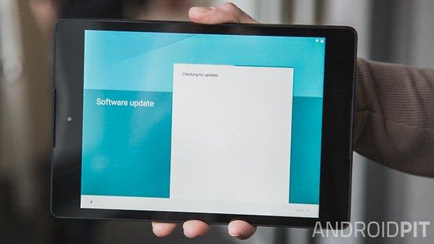 AndroidPIT Android 5 0 Lollipop Nexus 9 Настройка 5a