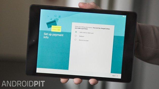 AndroidPIT Android 5 0 Lollipop Nexus 9 Настройка 9