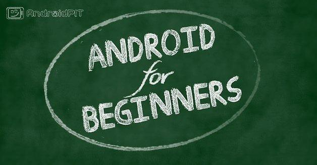 AndroidPIT Android для начинающих