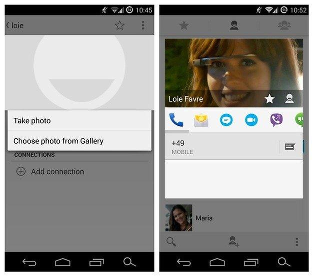 AndroidPIT Контакты Изображение профиля