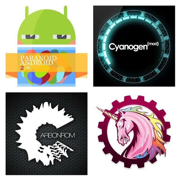 Пользовательские прошивки AndroidPIT