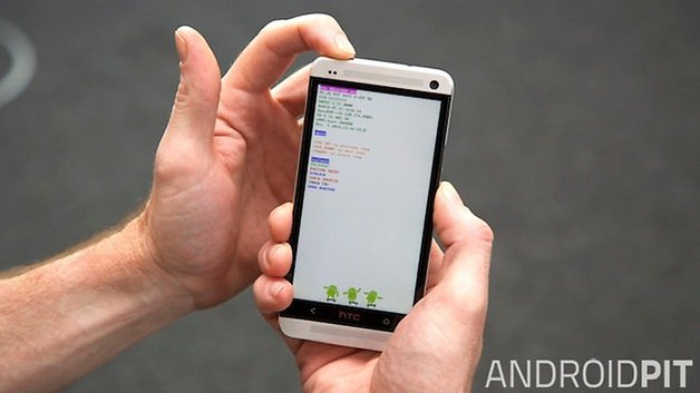 Аппаратный сброс AndroidPIT HTC One
