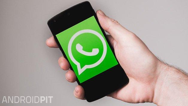 AndroidPIT WhatsApp Nexus 5