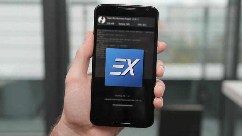 Программы для Symbian разработчика «Nexus 6 TWRP ElementalX»