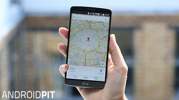 карты google офлайн