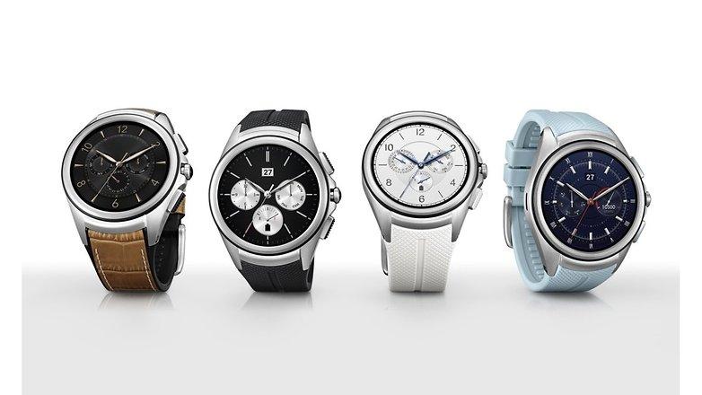 LG Watch Urbane 2-е издание 1