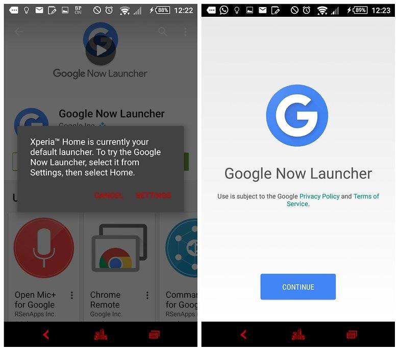 androidpit превратит любой телефон в nexus 1