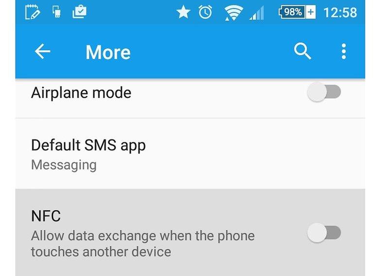 androidpit включить NFC