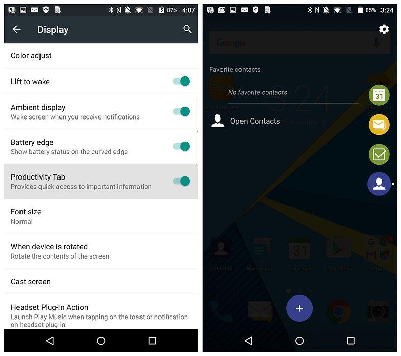 Androidpit Blackberry Priv советы 4