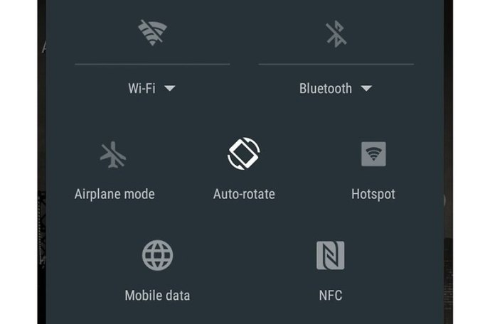 androidpit settings icons sony