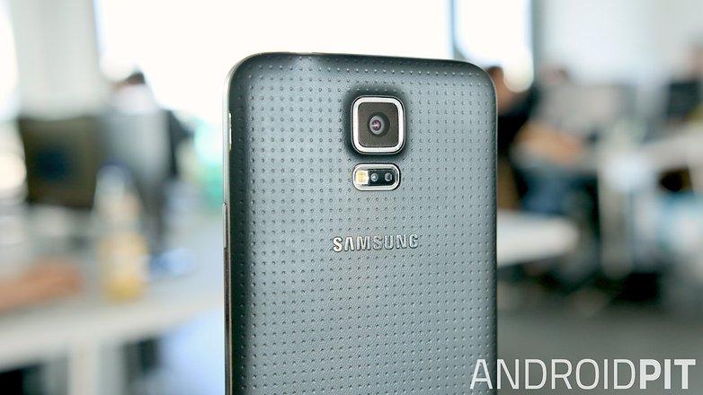 samsung galaxy s5 задняя камера сердечного ритма