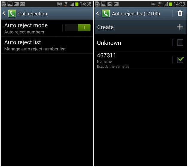 androidpit номер блока galaxy s3 5