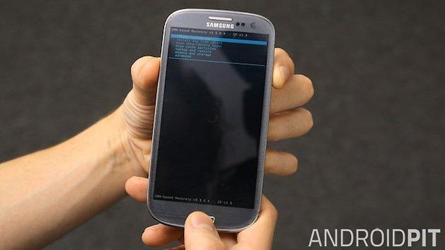загрузчик восстановления androidpit galaxy s3