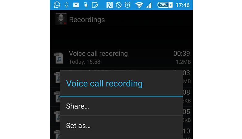 androidpit запись звонков 3