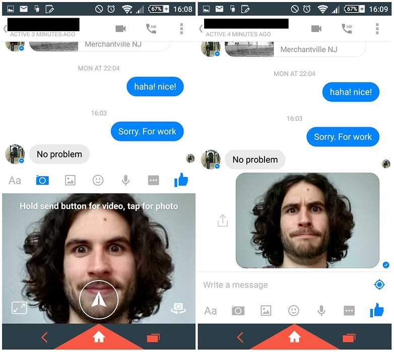 androidpit советы по мессенджеру facebook 4