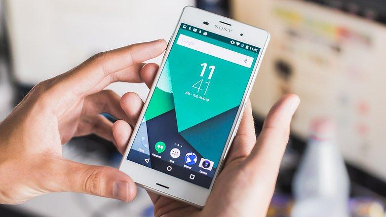 androidpit android зефир обои 1