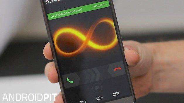 звонки WhatsApp активировать