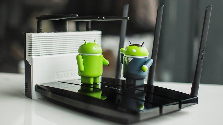Wi-Fi роутер AndroidPIT 2