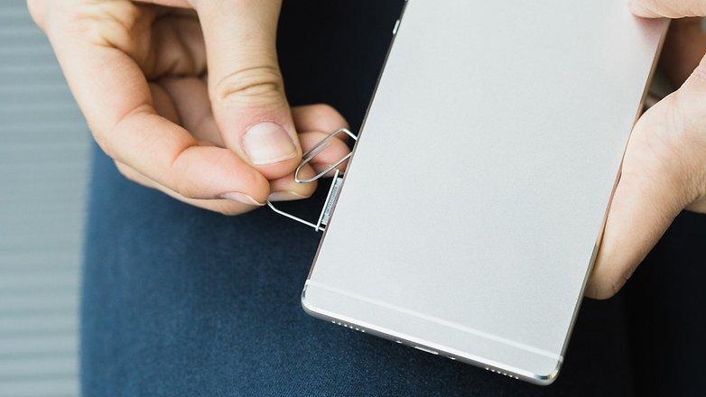 Инструменты AndroidPIT SIM-лоток для открытия 2218