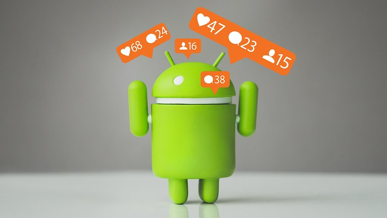 android instagram likes