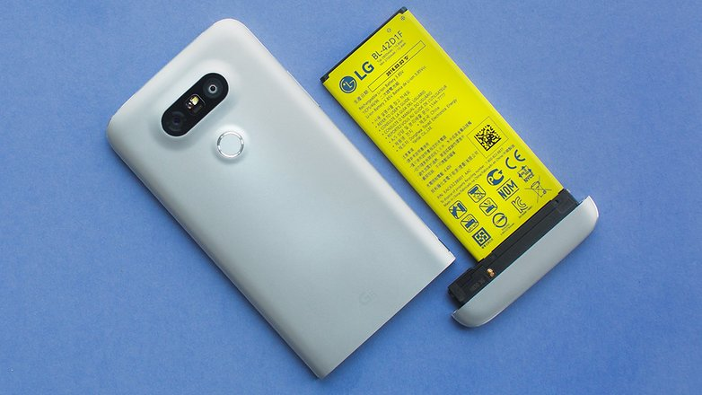 AndroidPIT LG G5 друзья 0352