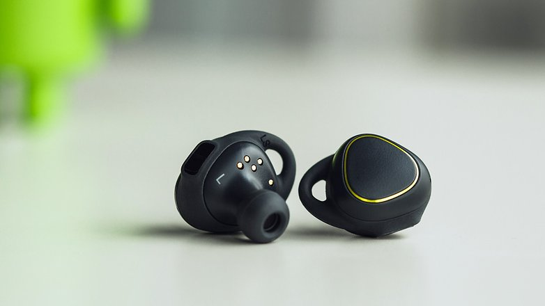 AndroidPIT Samsung Gear IconX 7396: