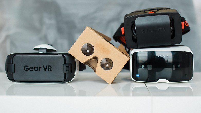 Очки ANDROIDPIT VR 1