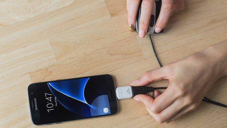 AndroidPIT USB на ходу 8580