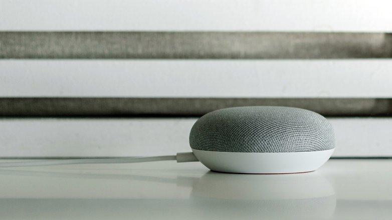 AndroidPIT google home mini обзор 3229