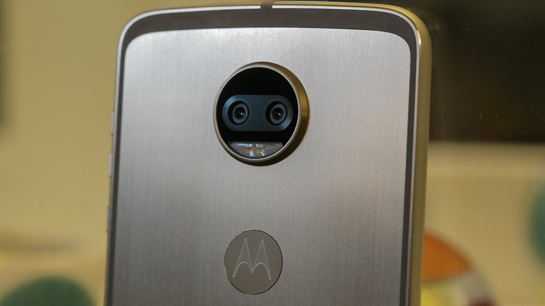 AndroidPIT Motorola Moto Z2 Force 8085