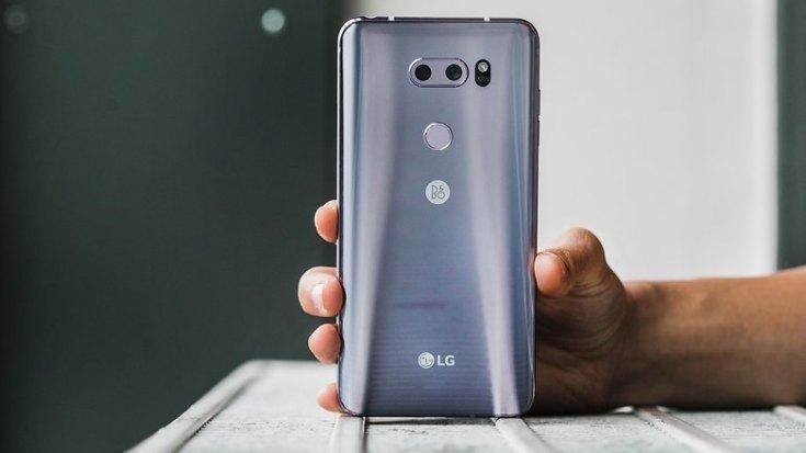 AndroidPIT LG V30 0545