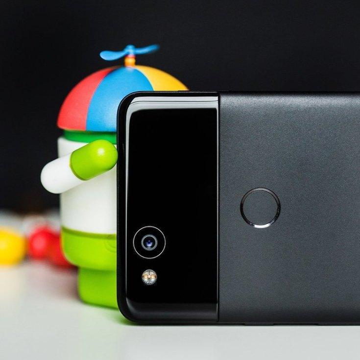 AndroidPIT Google Pixel 2 1692