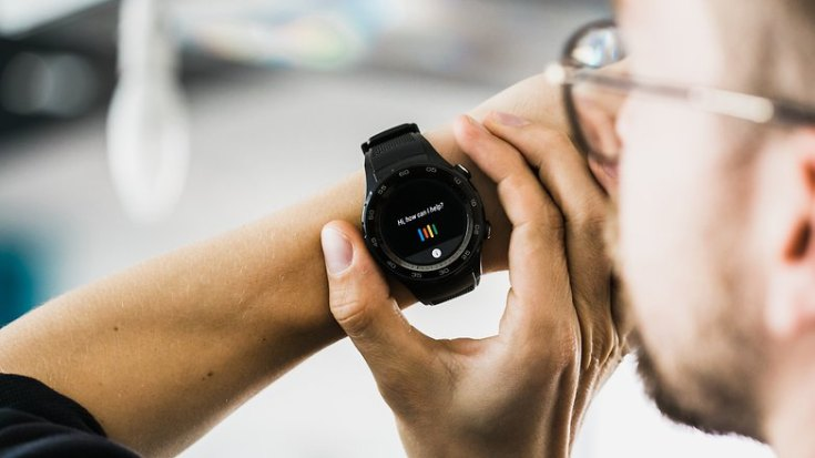 AndroidPIT huawei watch philips hue 5814
