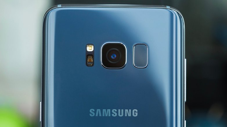 AndroidPIT Samsung Galaxy S8 1992 года