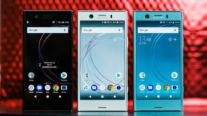 Image result for SonyXperiaXZ1 Compact