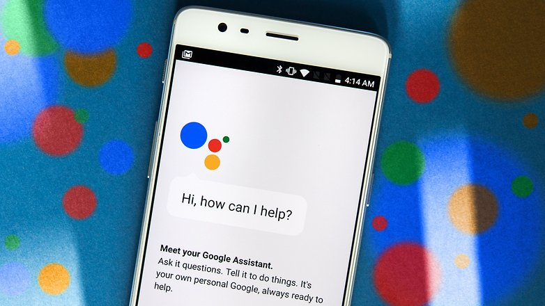 AndroidPIT Google Ассистент 9262