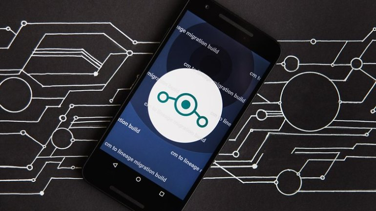 AndroidPIT lineage os hero