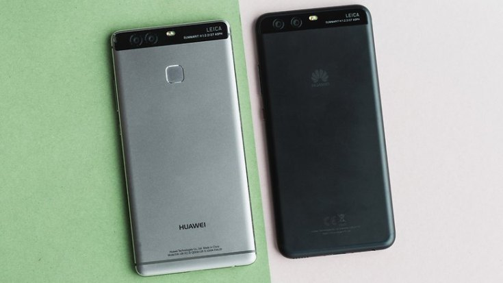 AndroidPIT huawei p9 vs p10 9520