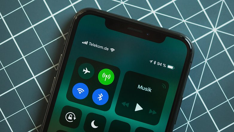 AndroidPIT iPhone X 6001