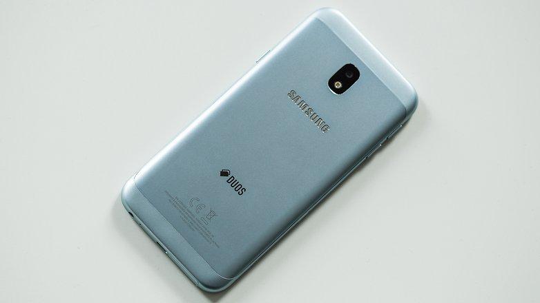 AndroidPIT samsung galaxy j3 0790