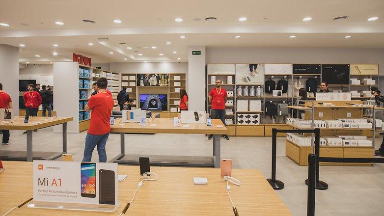 AndroidPIT Магазин Xiaomi в Барселоне 6435